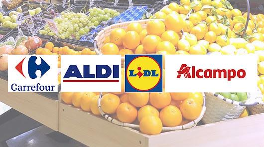 Carrefour, Aldi, Lidl y Alcampo: ¿enemigos o aliados de Almería?