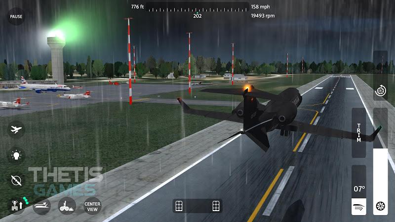 Flight Simulator 2018 FlyWings Free Screenshot 7