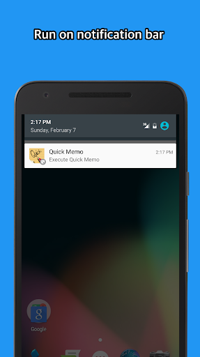 Quick Memo 1.7.5 screenshots 1