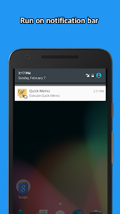 Quick Memo Apk – For Android 1