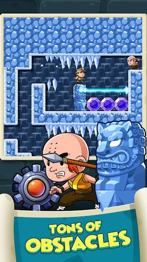 Code Triche Diamond Quest: Don't Rush! APK MOD screenshots 4