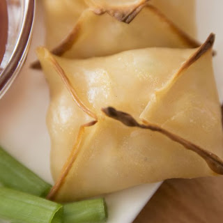 Baked Sweet Cream Cheese Wontons Recipes