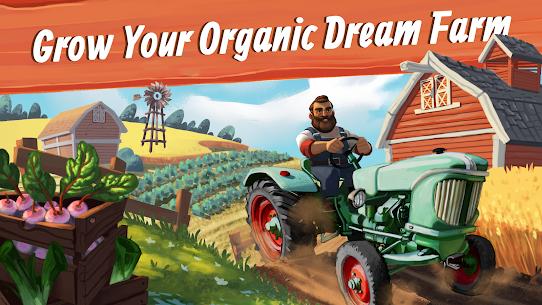 Big Farm: Mobile Harvest MOD APK (Unlimited Money/Seeds) for Android 2