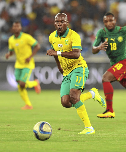 Tokelo Rantie is alleged to have absconded from his club in Turkey. Muzi Ntombela /Backpagepix