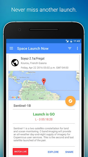 Space Launch Now v1.5.6 [Pro]