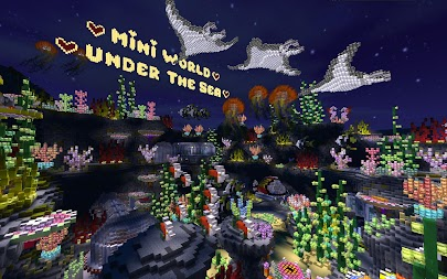 Mini World: Block Art APK screenshot thumbnail 16