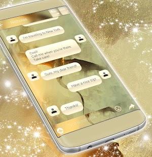 Zdarma 2017 Dragon SMS Téma - náhled