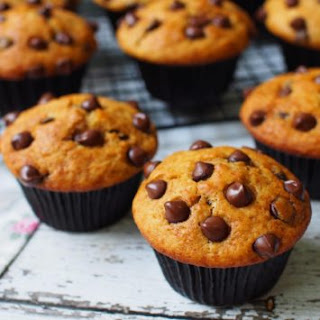 Chocolate Chips Muffins.