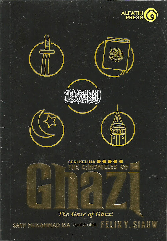 The Chronicles of Ghazi (Jilid 5) | RBI