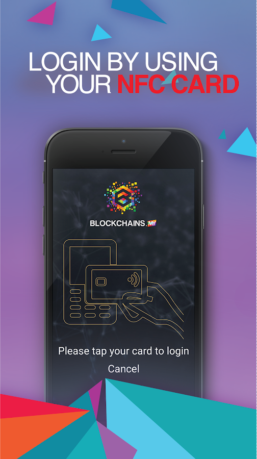 MY Blockchain Wallet- screenshot