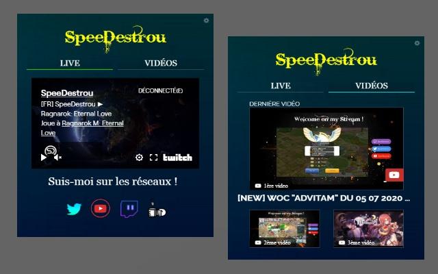 SpeeDestrou