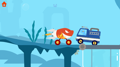 Dinosaur Smash: Bumper Cars 1.0.8 screenshots 4