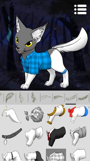 Avatar Maker: Cats 2 screenshot 5