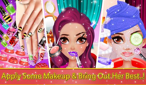 Makeup Kit- Dress up and makeup games for girls 4.5.55 screenshots 8