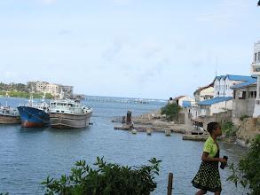 Photo: Mombasa - stary port