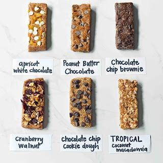 6 Homemade Granola Energy Bars Recipes.
