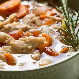 White Bean Chicken Soup