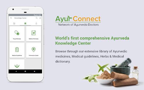 AyurConnect Ayurveda Community - náhled