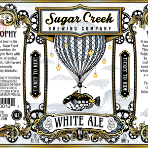 Logo of Sugar Creek White Ale