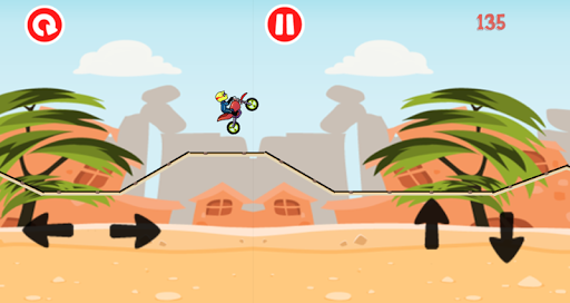 Fun Kid Motocross-Racing
