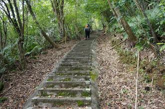 Photo: 還有一小段路就會走達主線步道終點
