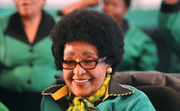 Winnie Madikizela-Mandela. Picture: GALLO IMAGES/BEELD/FELIX DLANGAMANDLA