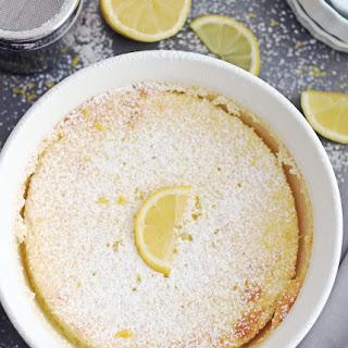 Lemon Custard Dessert {Pudding Cake}.