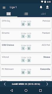 Romania Football League - Liga 1 Bettano - náhled