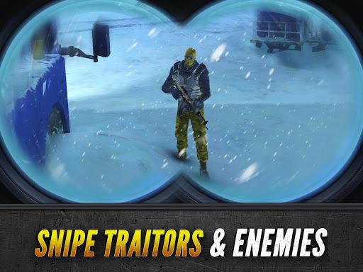Sniper Fury: Online 3D FPS & Sniper Shooter Game screenshots 21