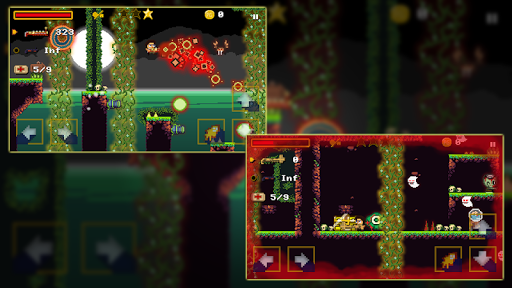 GET HER BACK: A Journey To The Creature Island screenshot 2