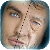 Make Me Old Camera - Old Face Changer Photo Editor Icon