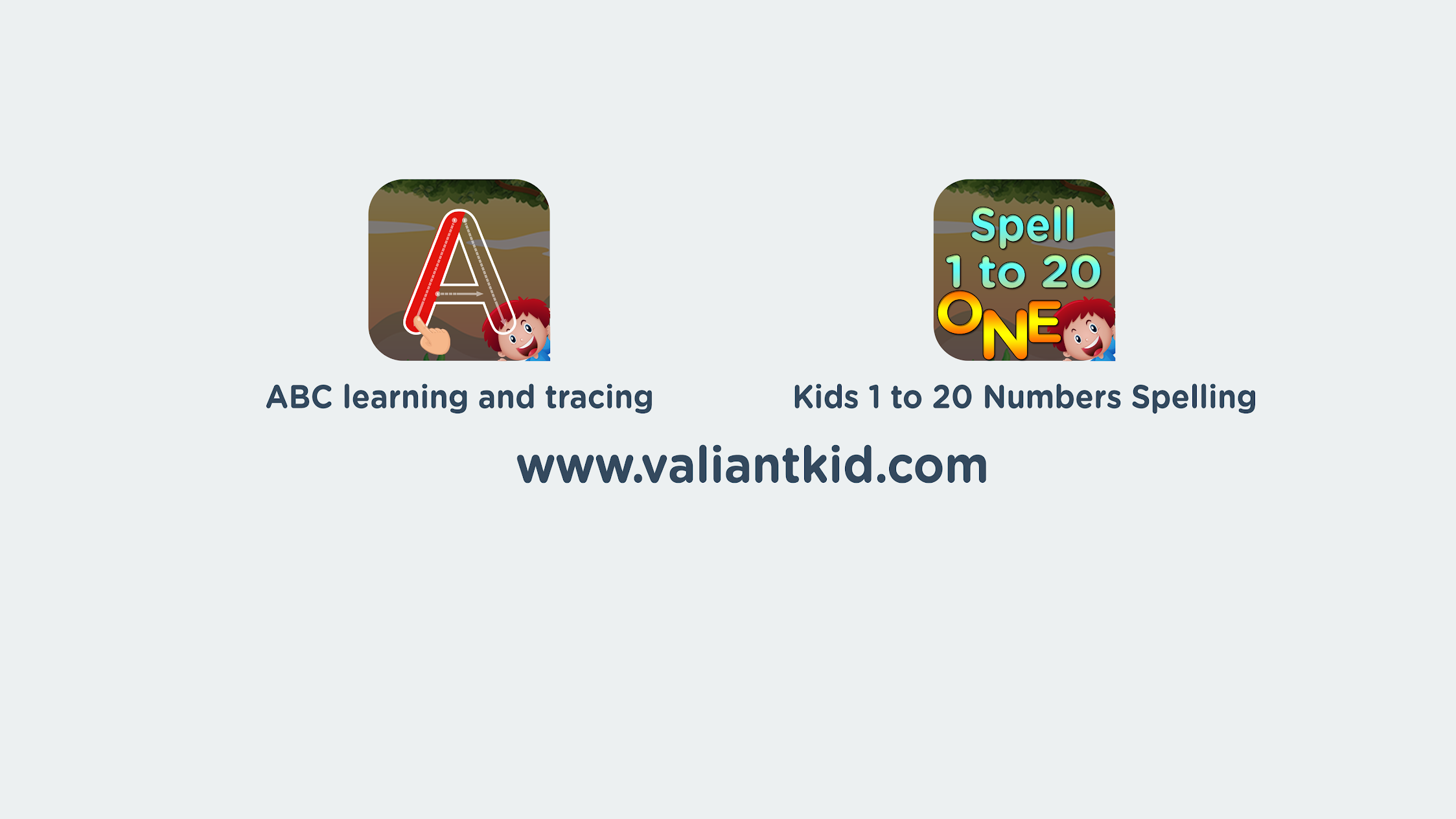 ValiantKid - Kids Educational and Learning Games