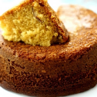 Eggless Wholewheat Flour Cake ( Without Using Oven ).
