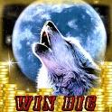 Vegas Wolf - Win Big Lucky Winter Slots icon