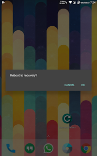 Recovery Reboot - náhled