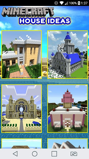 Download 2018 Minecraft House Ideas for Building Google Play