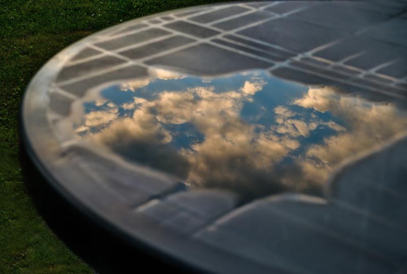 Il cielo sul tavolo di Moreno re