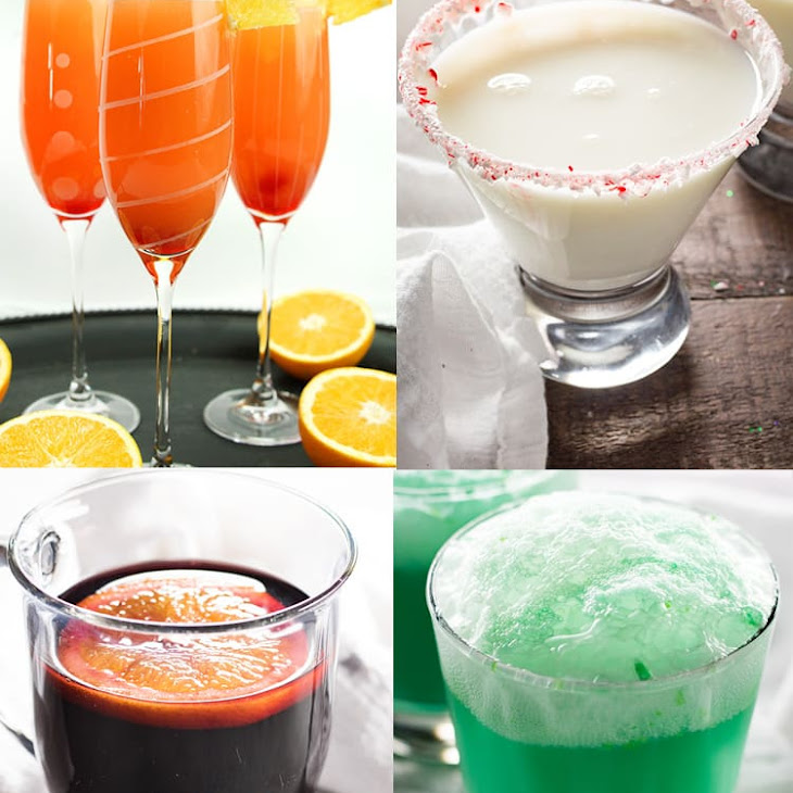 The Best Christmas Cocktails Recipe