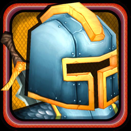 冒險App Dragon Knight Rider LOGO-3C達人阿輝的APP