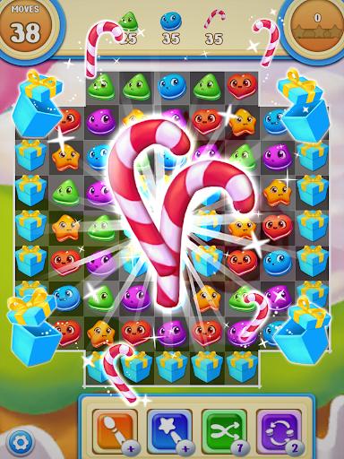 Macaron Pop : Sweet Match3 Puzzle android2mod screenshots 11