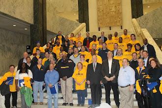Photo: UFCW NY Lobby Day in Albany @ufcw1500