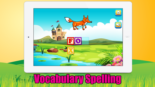 ABC 123 Kids Game - Vocab Phonics Tracing Spelling 1.0.0 screenshots 12