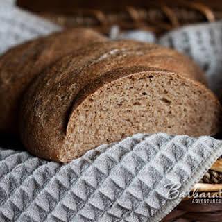Whipped Spelt Bread.