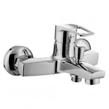LIDICE змішувач для ванни, хром, 35 мм - 1