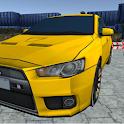 Sport Car Hard Parking Simulator 3D icon