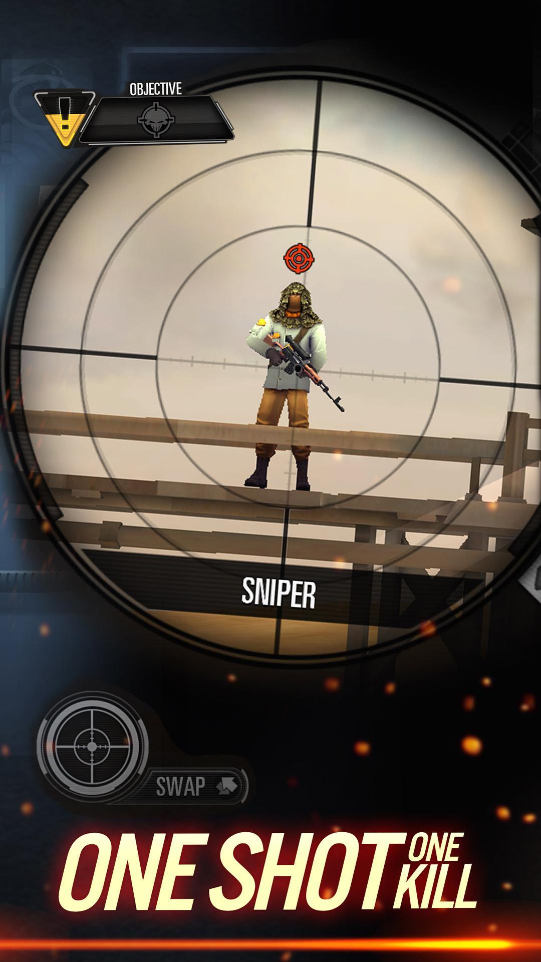 SNIPER X WITH JASON STATHAM screenshot #17