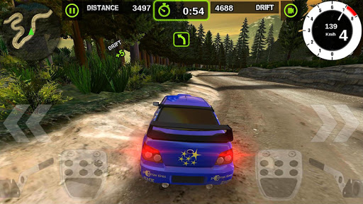Rally Racer Dirt screenshot 5
