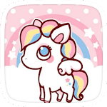 Pony Unicorn Theme Icon