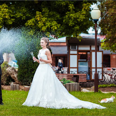 Wedding photographer Gennadiy Gurev (RAPIDE). Photo of 12.08.2015