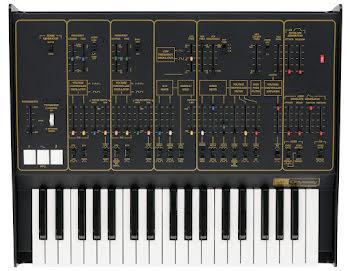ARP Odyssey-FS-REV2